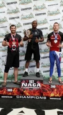 NAGA Champion Austin