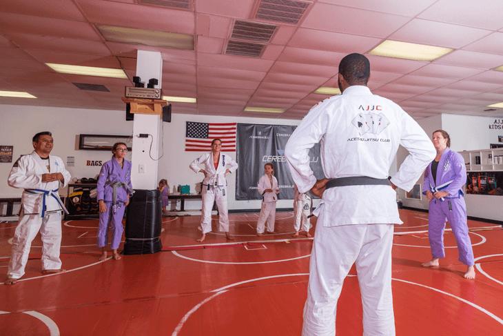 Brazilian Jiu Jitsu: The Gentle and Social Art