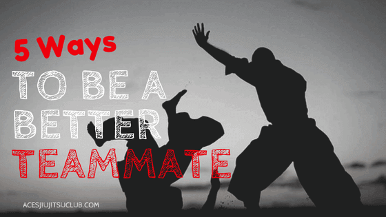 5 Ways to Be a Better Teammate