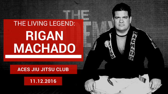 The Living Legend: Rigan Machado
