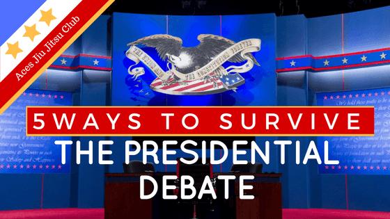The Presidential Debate Survival Guide