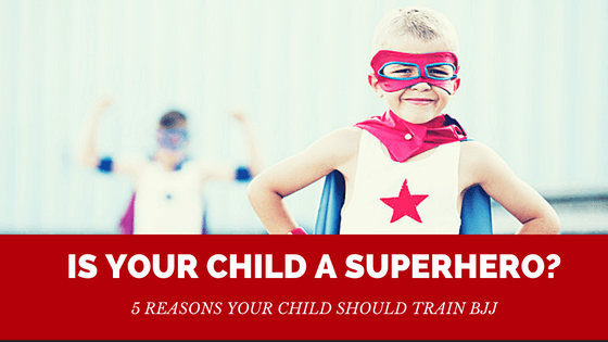 Is Your Child a Superhero?
