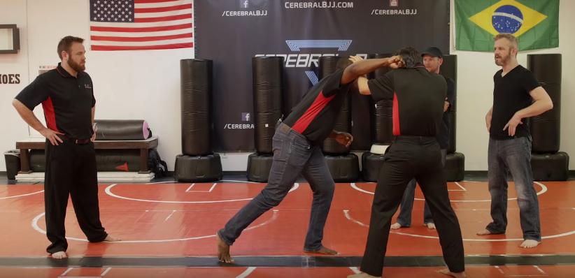 Brazilian Jiu Jitsu vs. The Haymaker Punch