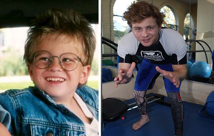 Jonathan Lipnicki Talks About Being Bullied