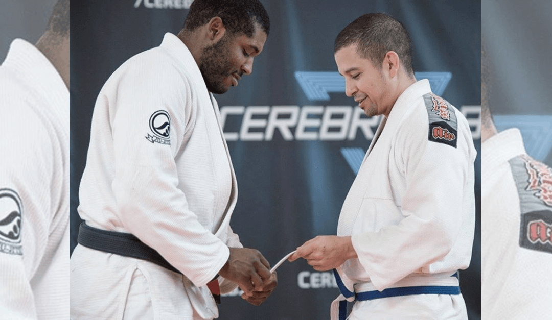 How Finding Jiu Jitsu at 35 Changed My Life