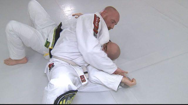 A Jiu Jitsu Champion with Prosthetic Leg Wins Big in Abu Dhabi