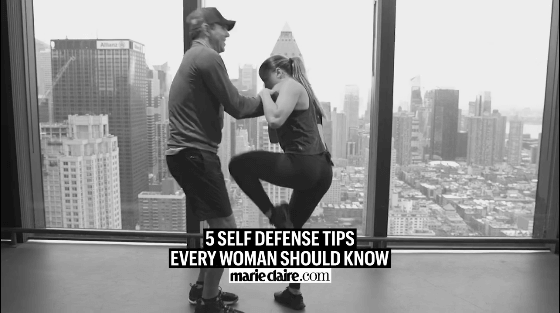 Self Defense Misinformation Can Get People Hurt