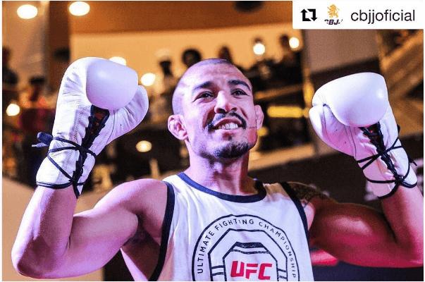 Jose Aldo Returns to Compete in Brazilian Jiu Jitsu