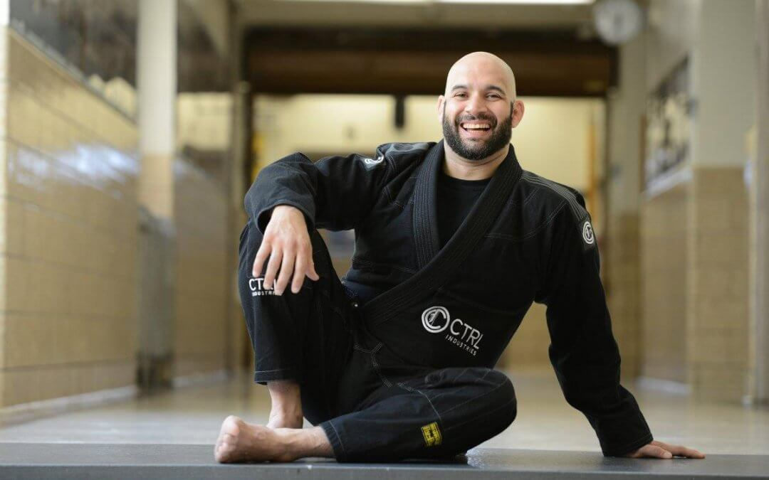Teacher Uses Brazilian Jiu Jitsu to Keep Kids Out of Trouble