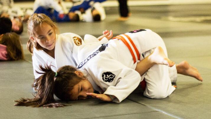Brazilian Jiu Jitsu Can Help Make Your Child Bullyproof