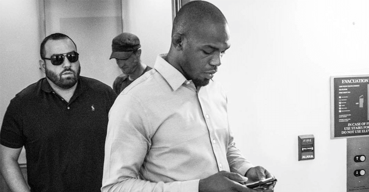 Jon Jones Popped Once Again for Anti-Doping Violation
