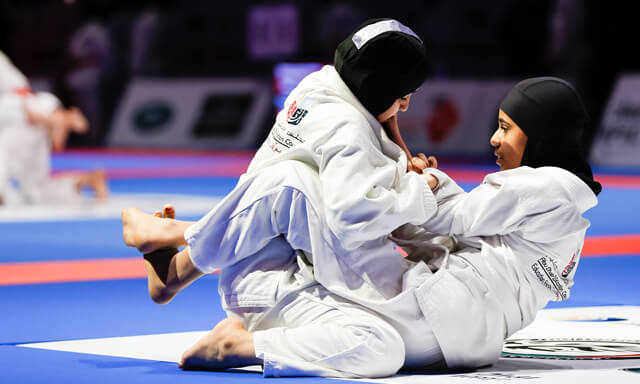 Jiu Jitsu In The United Arab Emirates is Growing Fast … REAL Fast