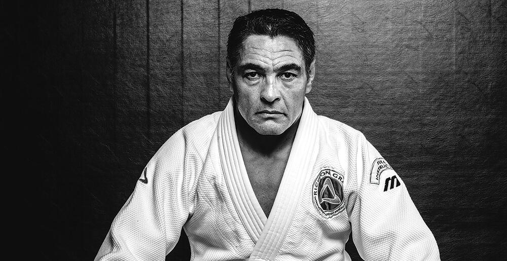 Rickson Gracie Has Some Tough Words for Sport Jiu Jitsu