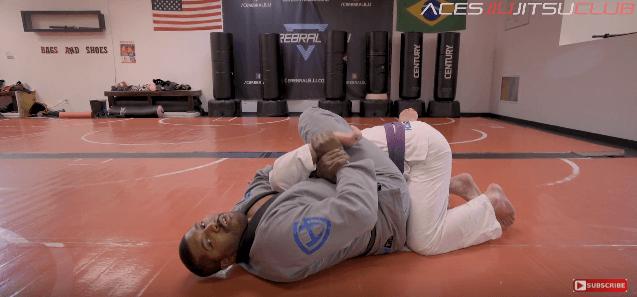Aces Jiu Jitsu Club Technique of the Week | The Kimura