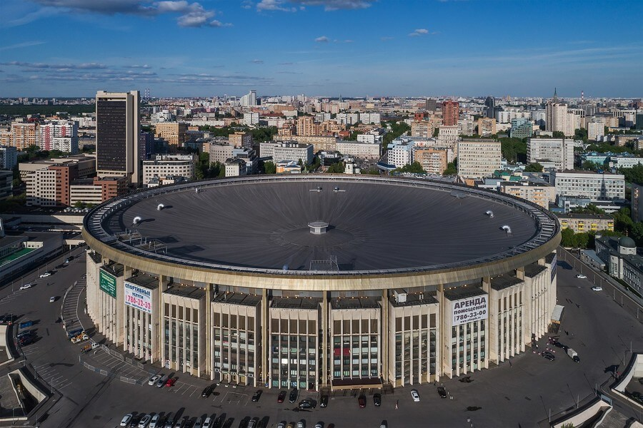 Reports: UFC Books First Show in Russia