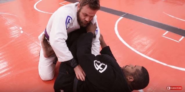 Aces Jiu Jitsu Club Technique of the Week | Scissor Sweep