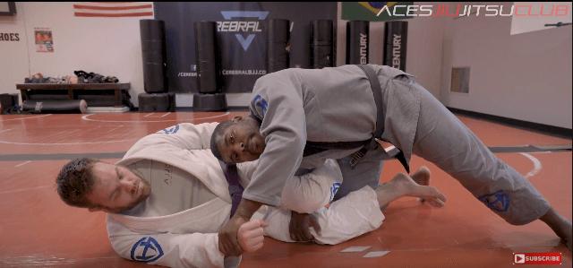 The Weave Pass   Aces Jiu Jitsu Club Technique of the Week