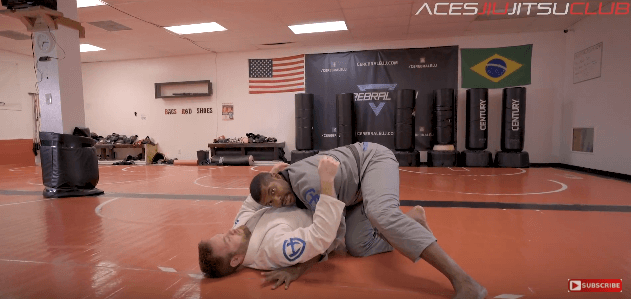 One Pass to Rule Them All   Aces Jiu Jitsu Club Technique of the Week
