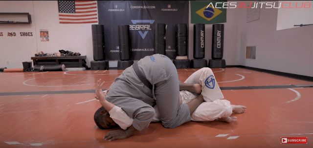Aces Jiu Jitsu Club Technique of the Week | Quarter Guard Pass