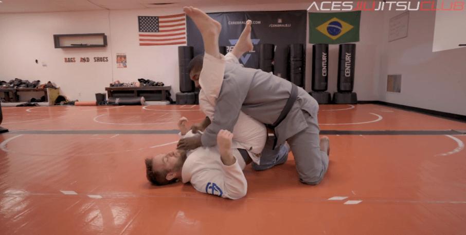 Double Under Pass   Aces Jiu Jitsu Club Technique of the Week