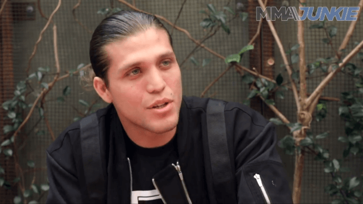 UFC 222's Brian Ortega Spreads Message of Positivity