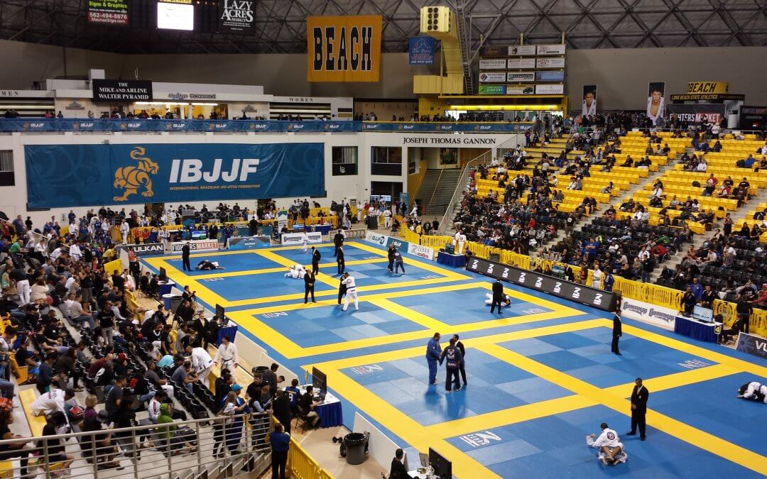 The Ever-Changing Diversity of the Jiu-Jitsu Competition World