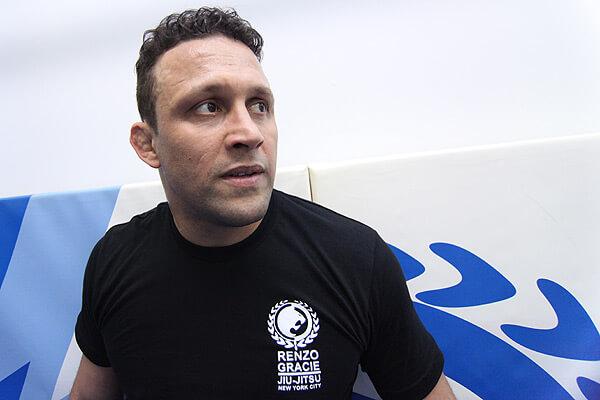 Reports: Renzo Gracie Set to Return to MMA