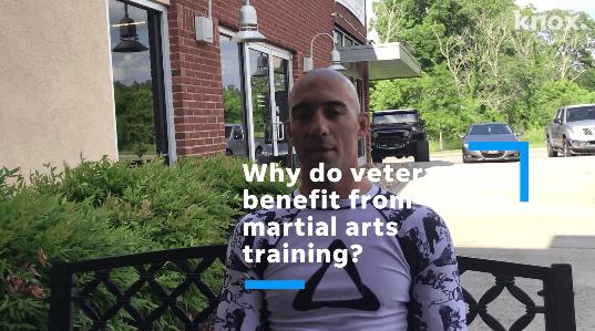 Veteran Creates Brazilian Jiu Jitsu Community for Veterans