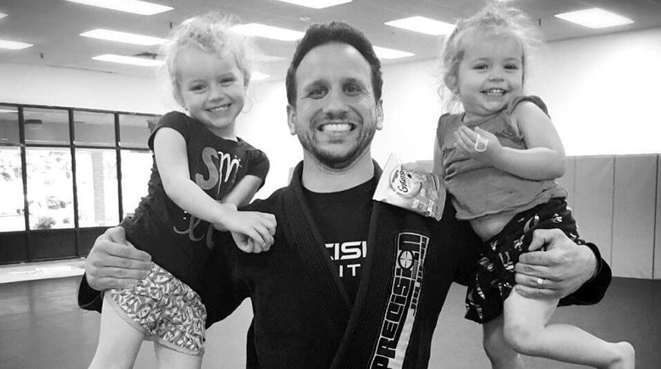 Story: Jiu-Jitsu Instructor And Father Of Two Passes Away During Training