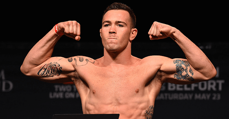 Colby Covington Wants a Piece of 'little bum' Nick Diaz in Boxing Match