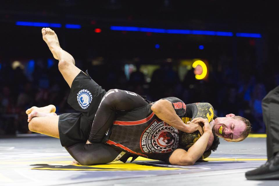 Eddie Bravo Invitational 17 – EBI 17: Combat Jiu Jitsu Middleweights