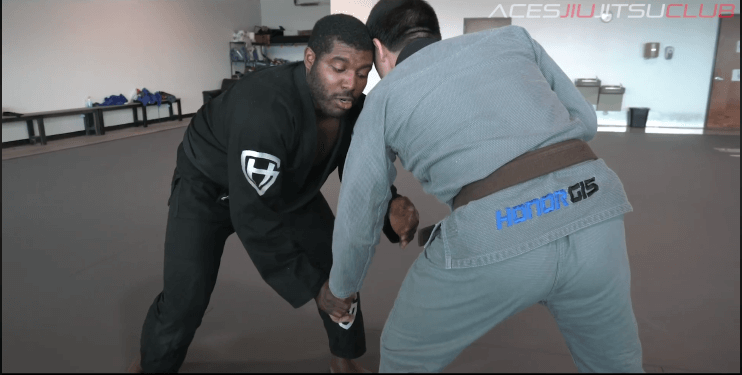 Aces Jiu Jitsu Club Technique of the Week | Arm Drag Trip