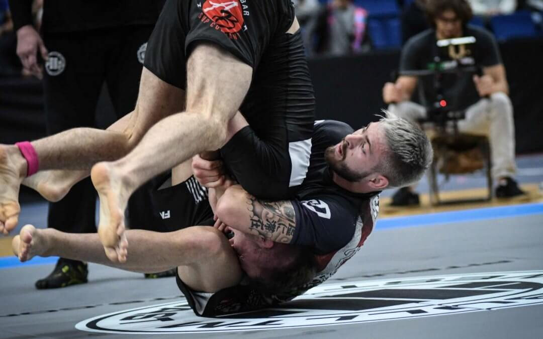 Gordon Ryan and Fabrico Werdum Set to Square Off in Combat Jiu Jitsu Match