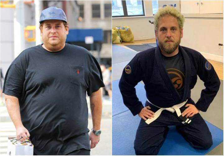 Jonah Hill Starts Jiu Jitsu Training