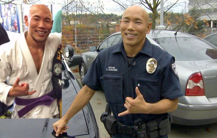 Police Use Jiu Jitsu Training to Handle Dangers of the Job